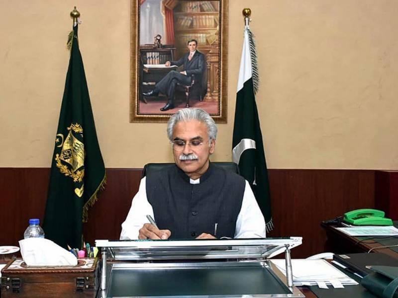 Dr Zafar Mirza confirms fifth coronavirus case in Pakistan