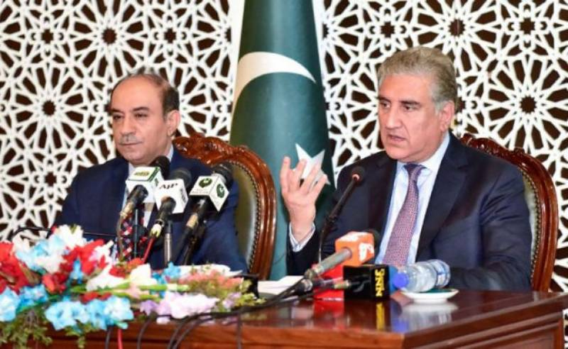 Pakistanis attach high hopes to OIC for resolution of Kashmir issue: FM Qureshi