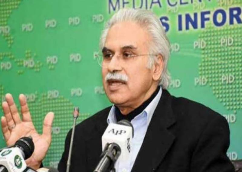 Zafar Mirza dismisses reports about hiding actual number of coronavirus cases