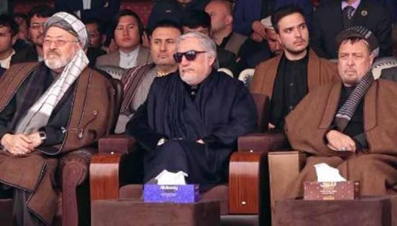 Abdullah Abdulla escapes attack on Kabul ceremony, 27 dead