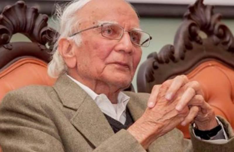 PPP founding member Dr Mubashir Hasan passes away