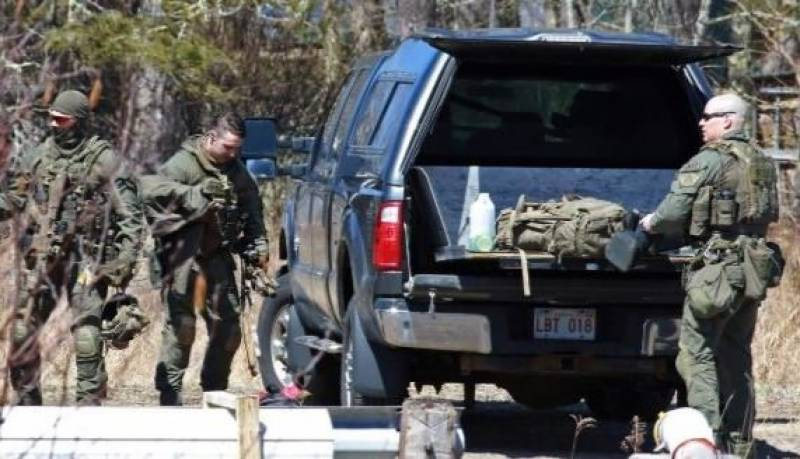 At least 16 killed in Canada's worst-ever mass shooting
