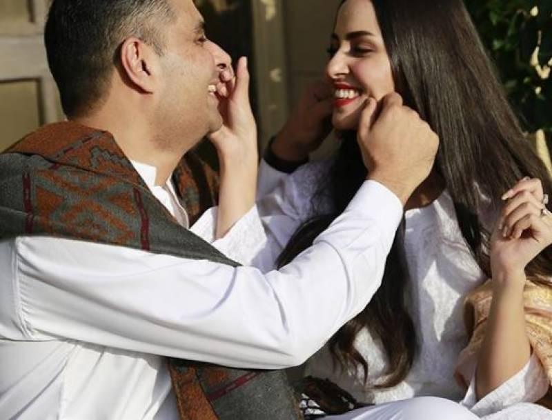 Nimra Khan ties the knot
