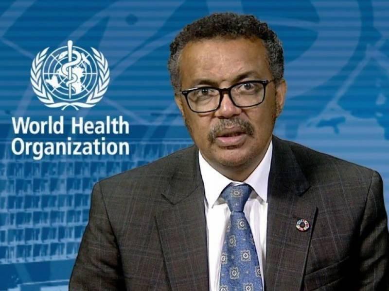 WHO pledges £2.67m for Pakistan to combat coronavirus