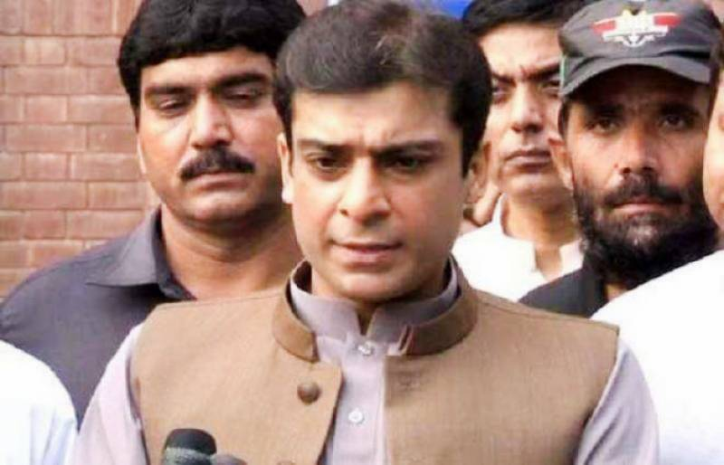 Hamza Shehbaz moves top court for bail