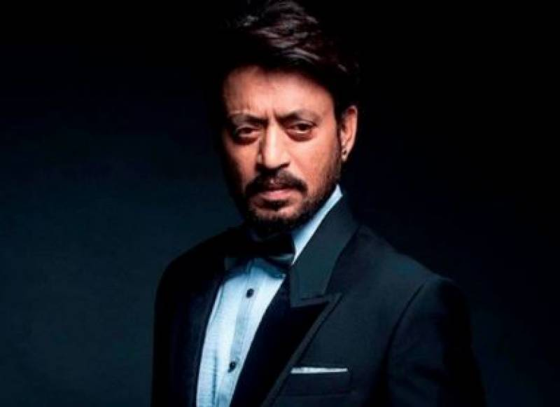 Bollywood actor Irrfan Khan dies at 54