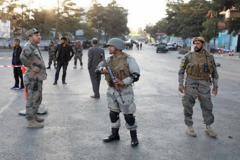 Taliban claimed responsibility for attack at Afghan military centre