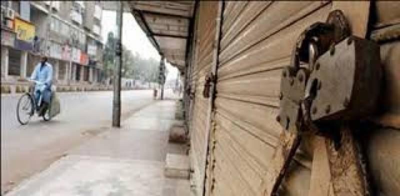 Balochistan extends lockdown till May 19