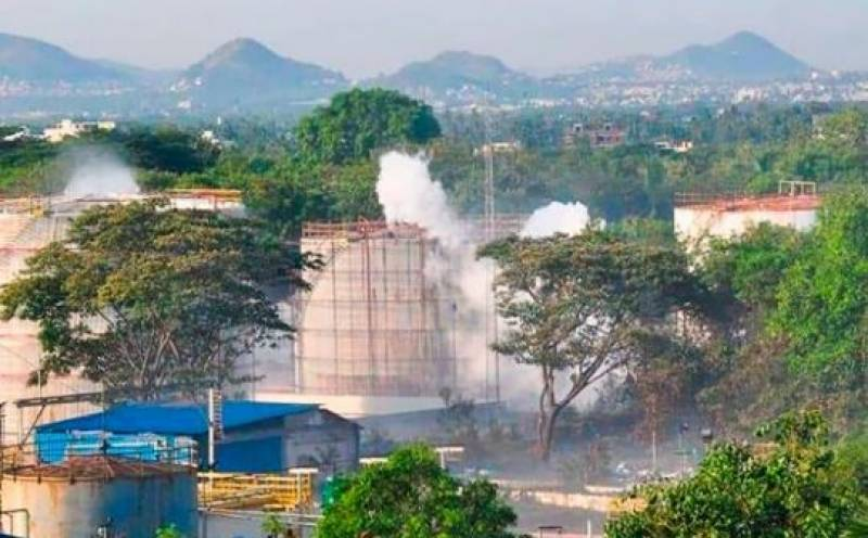 At least 5 dead, over150 hospitalised after gas leak in Indian chemical plant