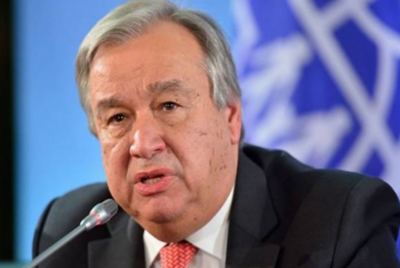 UN chief calls for global action against coronavirus-fueled hate speech
