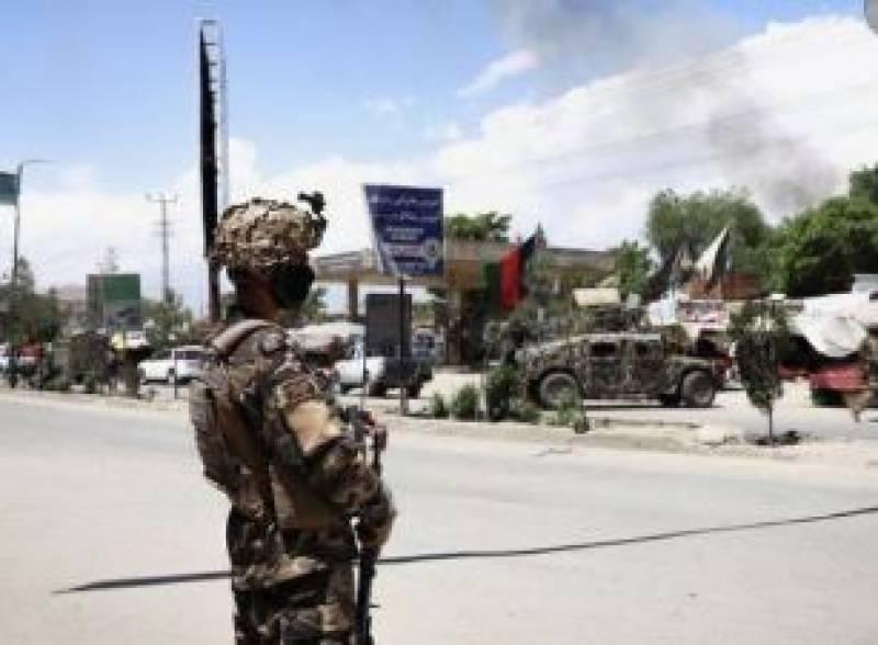 Eight killed as gunmen attack Afghan hospital where aid group runs a clinic