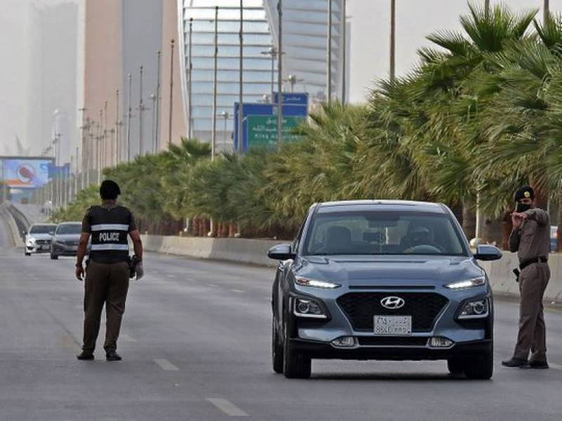 Saudi Arabia announces round-the-clock curfew during Eid