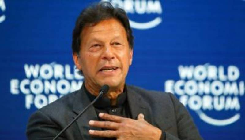 PM Imran calls for coordinated global efforts to defeat Covid-19 in WEF address