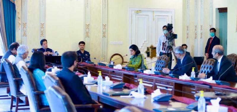 PM Imran inaugurates Covid-19 Telehealth portal