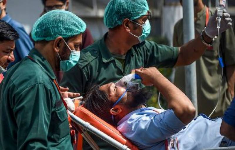 Pakistan's tally of confirmed COVID-19 cases crosses 65,000