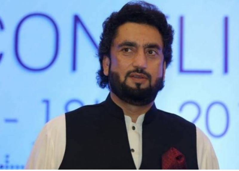 State minister Shehryar Afridi tests positive for COVID-19