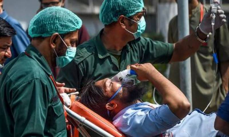 Pakistan's tally of confirmed COVID-19 cases near 70,000