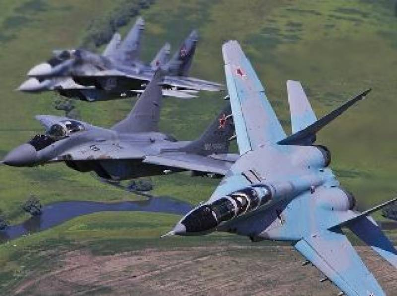 Russia sends another batch of advanced MiG-29 to Syria
