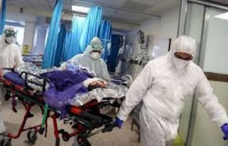 Pakistan's confirmed COVID-19 cases rise to 103,671