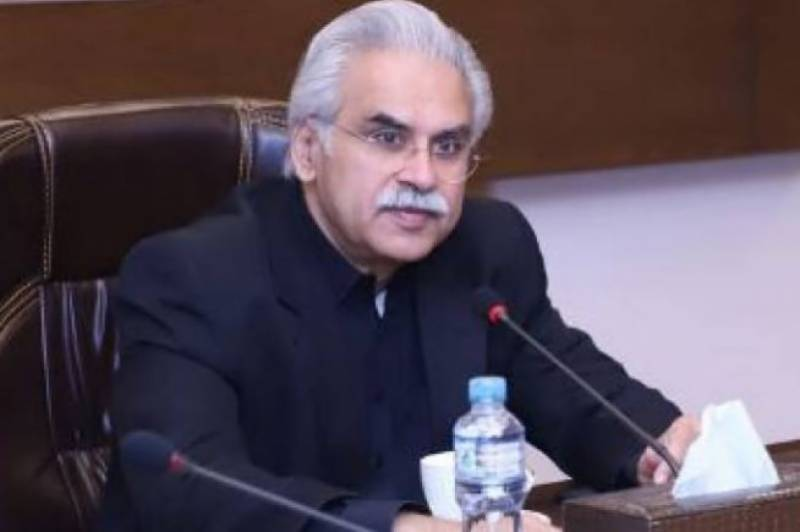 SAPM Dr Zafar Mirza says govt is pursuing holistic strategy to combat COVID-19