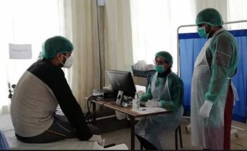 Pakistan's confirmed COVID-19 cases rise to 123,400