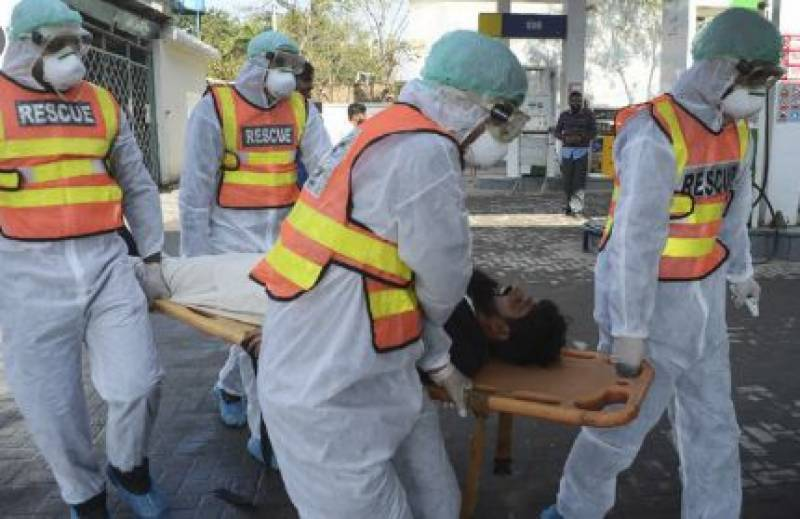 Pakistan's confirmed COVID-19 cases rise to 160,118