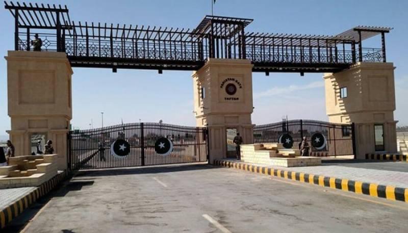 Pakistan opens Taftan border with Iran to resume trade activities