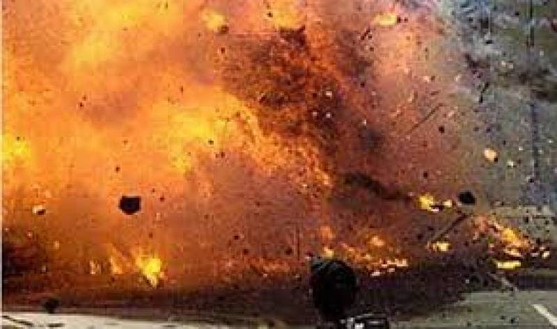 Two Rangers personnel among three killed in Ghotki blast