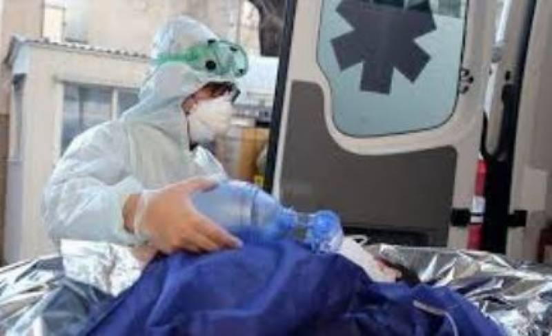 Pakistan's confirmed COVID-19 cases near 177,000