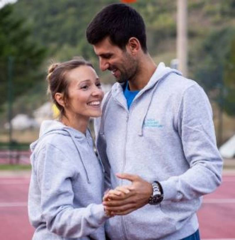 Tennis star Novak Djokovic, wife test positive for coronavirus
