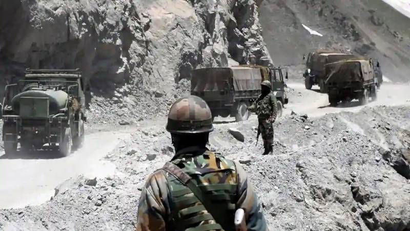 China demands India's withdrawal from Galwan valley