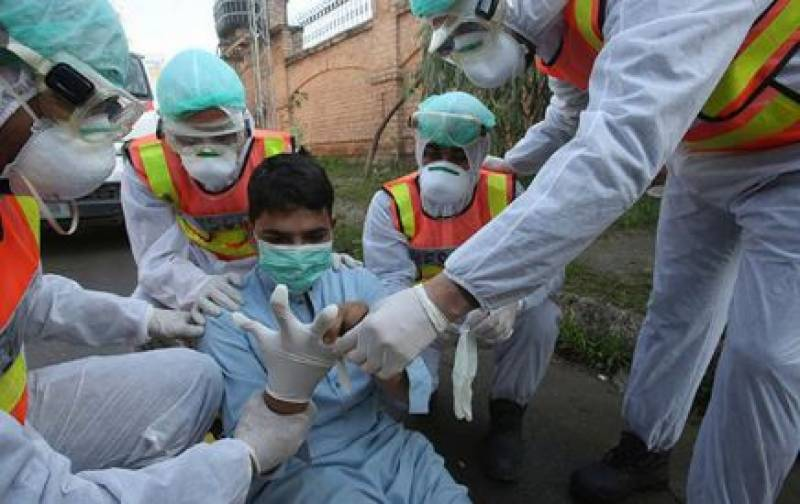 Pakistan's confirmed COVID-19 cases surge to 206,512