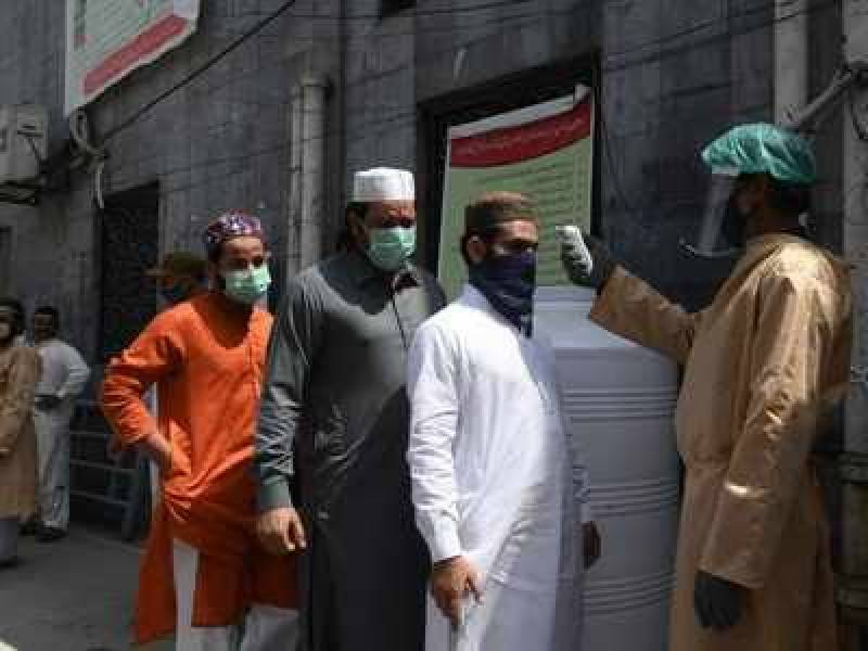 Pakistan's confirmed COVID-19 cases soar to 267,428