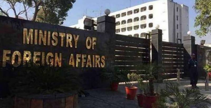 Story on Wuhan lab conducting 'covert operations' in Pakistan is fake: FO