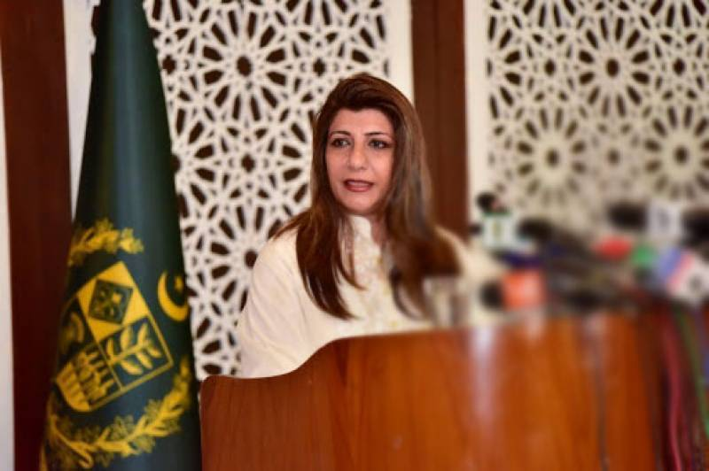 World acknowledges Pakistan's efforts for restoring Afghan peace: Aisha Farooqui