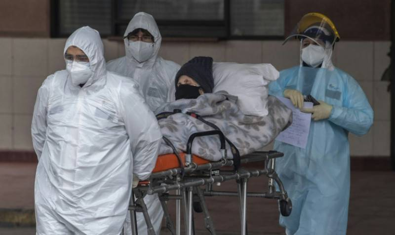 Global COVID-19 death toll surges past 650,000