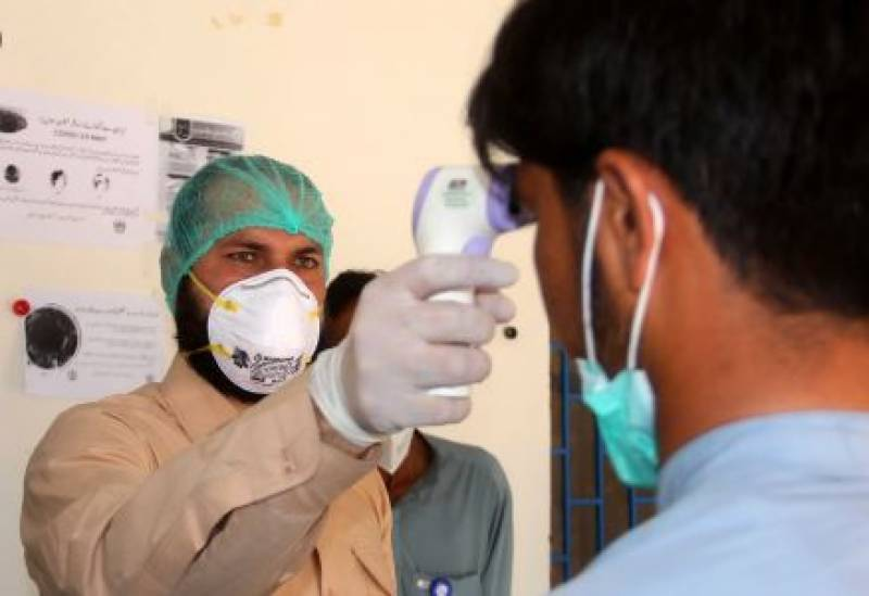 COVID-19: Pakistan reports 513 new infections, 8 deaths in 24 hours