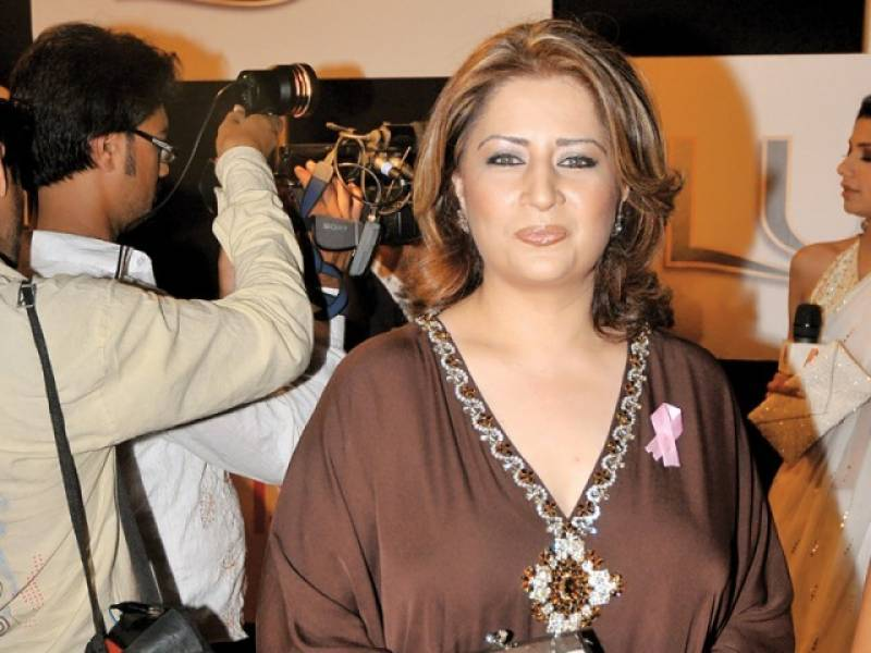 Actress Atiqa Odho acquitted in liquor case