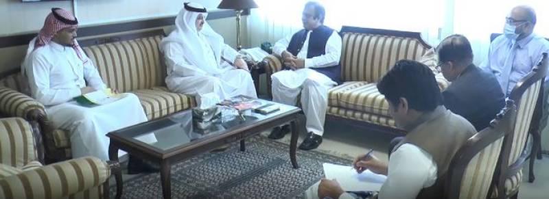 Pakistan, Saudi Arabia determined to further boost historic brotherly ties
