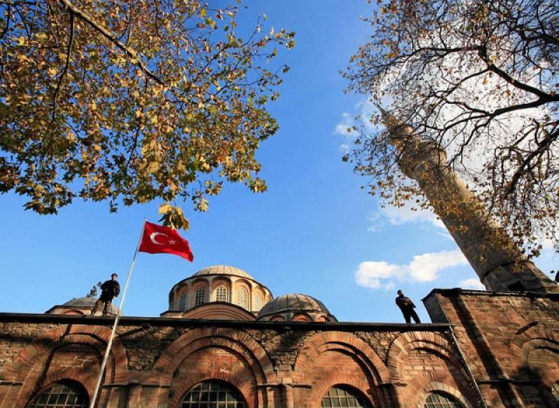 Turkish President Erdogan converts another former church into mosque