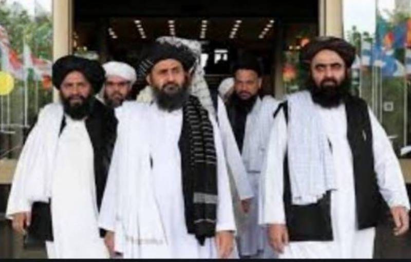 Afghan Taliban delegation in Pakistan to discuss peace process