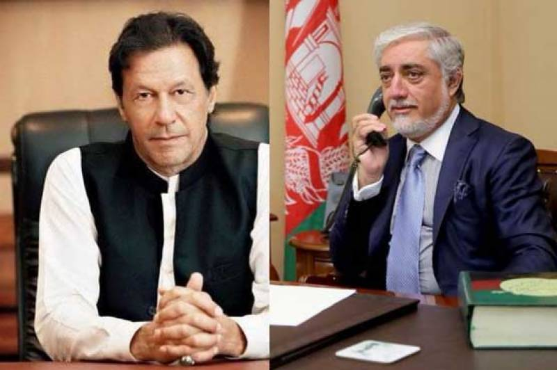 Abdullah Abdullah hails Pakistan for playing role in Afghan peace process