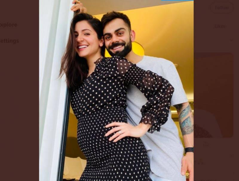 Anushka Sharma, Virat Kohli expecting their first baby