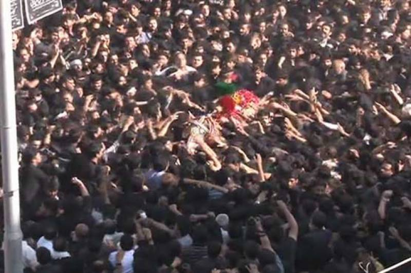 9th Muharram being observed across country amid strict security