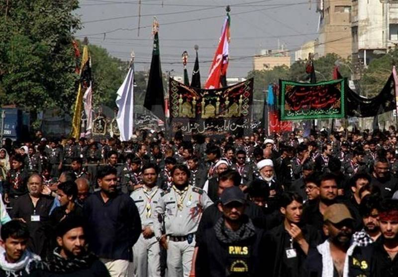9th Muharram processions culminate peacefully across country