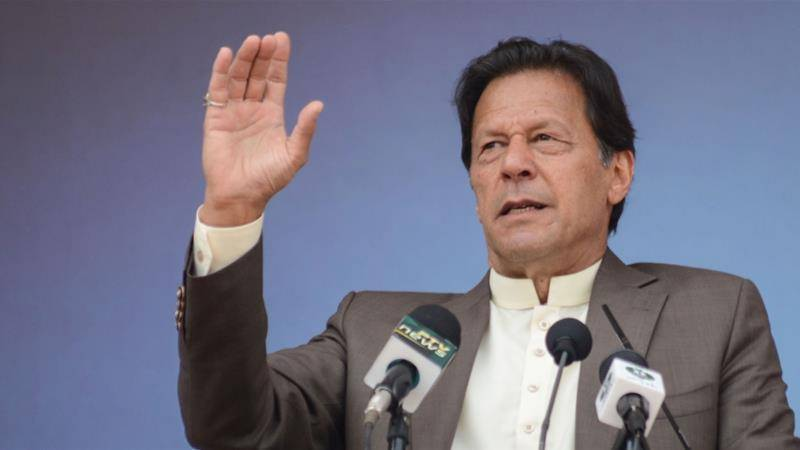 Tough action against elements who fan sectarianism, vows PM Imran