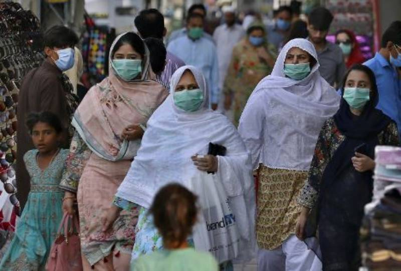 Pakistan's COVID-19 recoveries reach 286,016