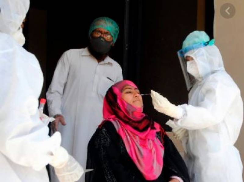 COVID-19: Pakistan reports 665 new infections, 4 deaths in last 24 hours