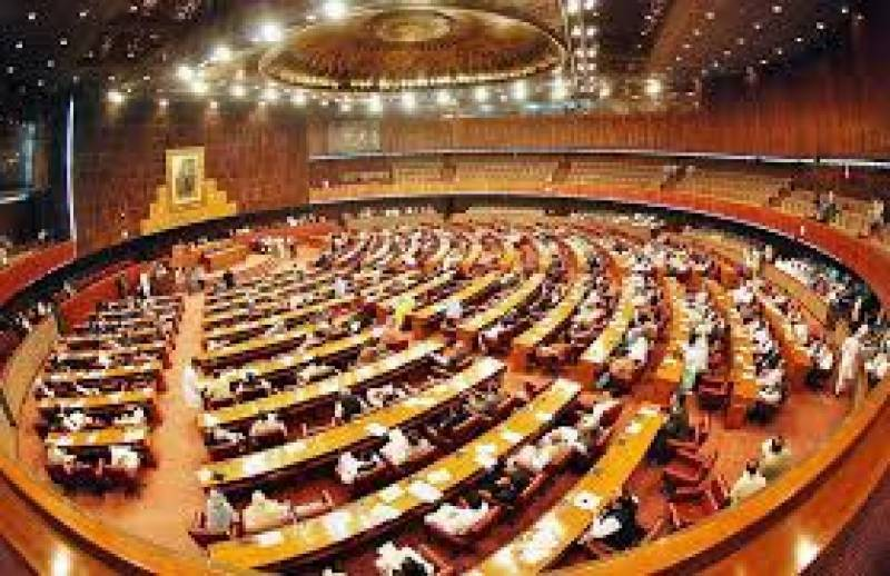 Joint session of Parliament approves FATF-related bill