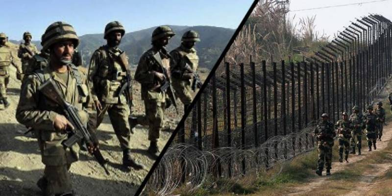 Ambassadors, defence attaches review situation along LoC